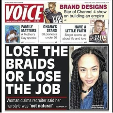 Loose braids or loose job